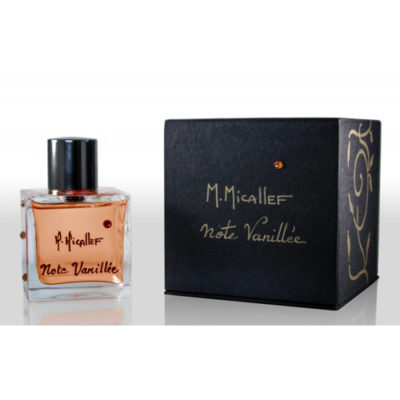 Note Vanille by M Micallef buy at Pure Calculus of Perfume