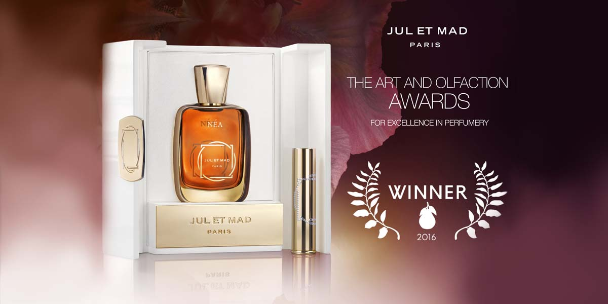 NEA Art and Olfaction Award Winner by Jul et Mad
