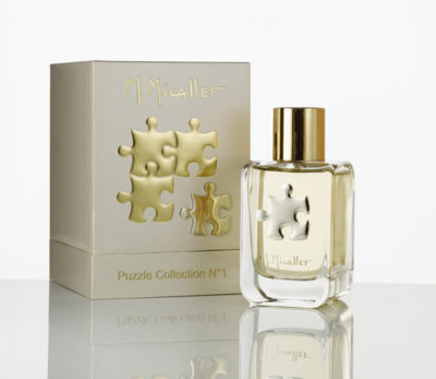 Puzzle No 1 by M Micallef buy at Pure Calculus of Perfume