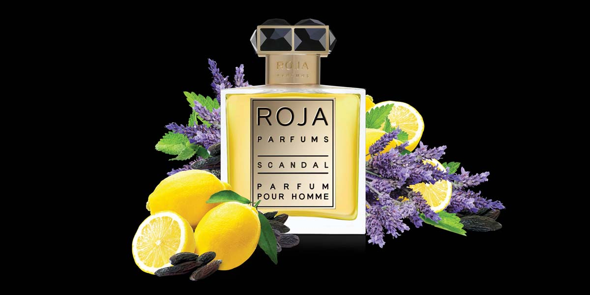 Scandal Pour Homme by Roja Parfums buy at Pure Calculus of Perfume