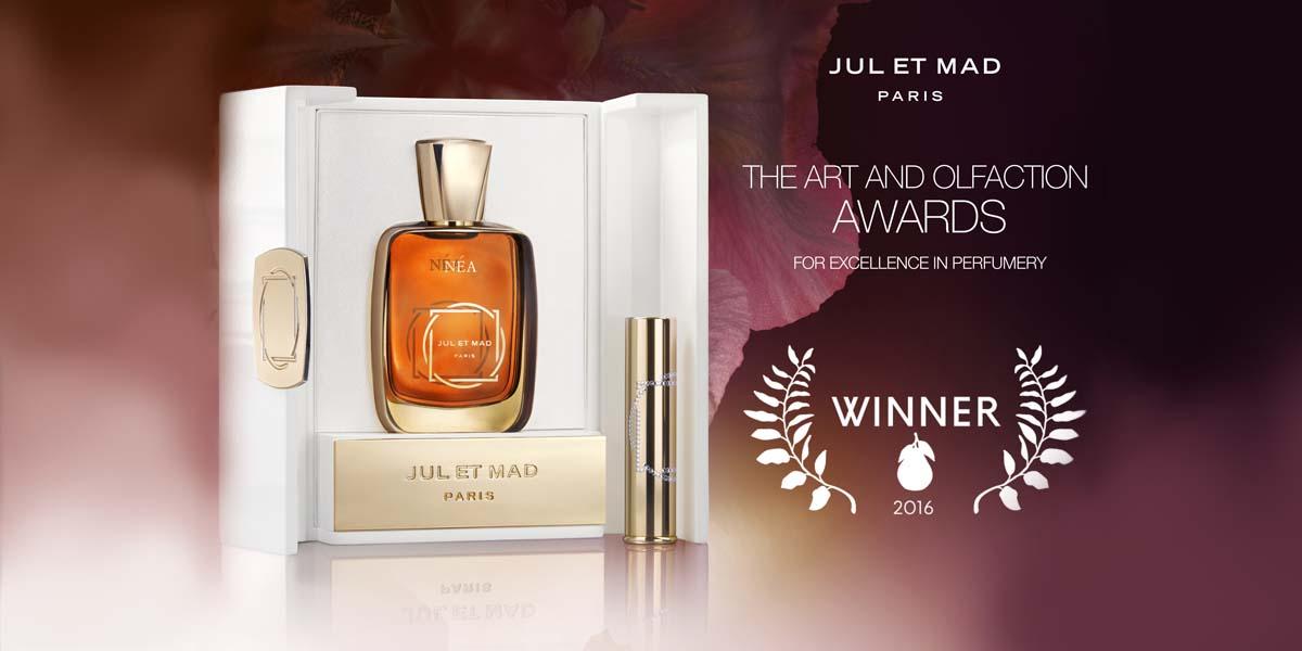 NEA Art and Olfaction Award Winner by Jul et Mad