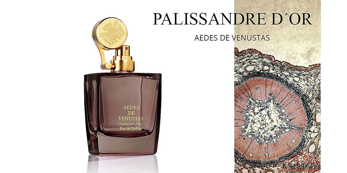 Pallissandre D'Or by Aedes de Venustas
